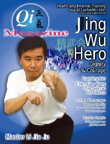 Issue 82 - Tse Qigong Centre