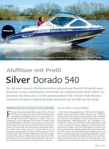 Aluflitzer mit Profil - Silver - Aluminiumboote aus Finnland