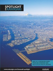 Spotlight on Kawasaki | Nature