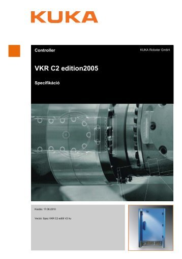VKR C2 edition2005 - KUKA Robotics