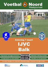 IJVC Balk