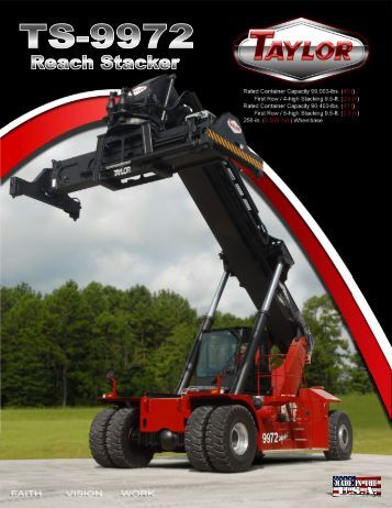 TS-9972 Brochure 10_8_09 - Taylor Machine Works