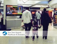 New York Airports Healthcare & Insurance