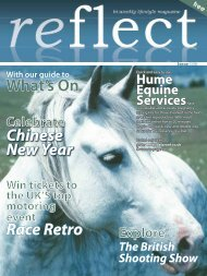 Chinese New Year Race Retro What's On - Reflect Magazine
