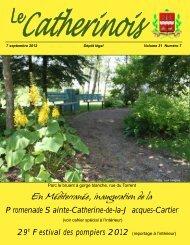 activités niversaire ys-Garneau Anne-Hébert us - Ville de Sainte ...