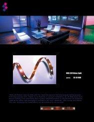 RGB LED Ribbon Light SC-ID-RGB