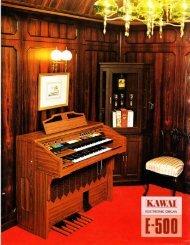 I(AUAI - The Organ Forum