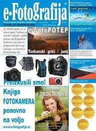 Revija e-Fotografija 58 PDF
