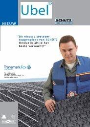 """""""De nieuwe systeem- toppenplaat van SCHÜTZ Omdat ik altijd het ..."""