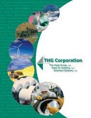 THG-Brochure - Sorensen Systems