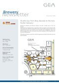 Newsletter - GEA Brewery Systems - Page 3