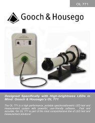 OL 771 - Gooch and Housego