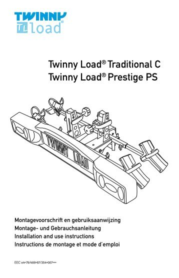 Twinny Load® Traditional C Twinny Load® Prestige PS