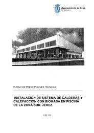 instalación de sistema de calderas y calefacción con biomasa en ...