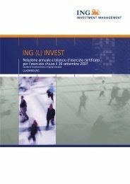 ING (L) INVEST - Skandia