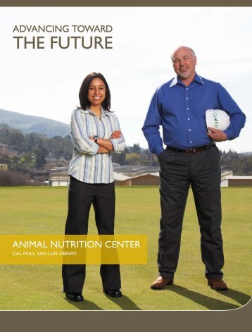 animal nutrition center - Animal Science Department - Cal Poly San ...
