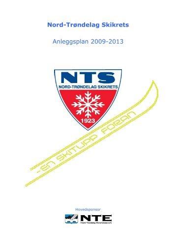 Skikretsens anleggsplan - Norges Skiforbund