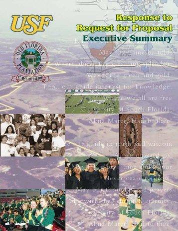 Executive Summary - Lou Roeder