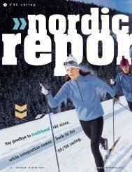 Say goodbye to traditional ski sizes, while integration ... - Snews