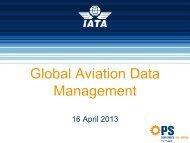 Global Aviation Data Management