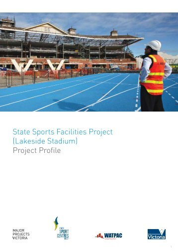 State Sports Facilities Project - Major Projects Victoria