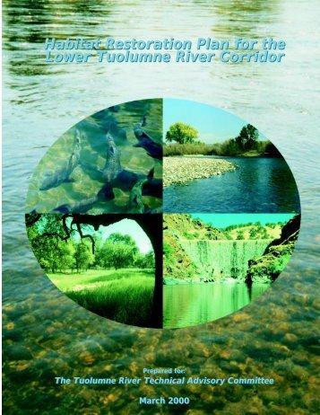 Tuolumne River Report - U.S. Fish and Wildlife Service