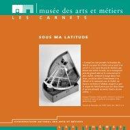 foncièrement vertical, il prend plutôt une position - Musée des arts et ...