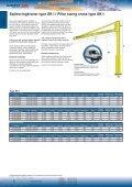 Swing cranes - Certex - Page 2