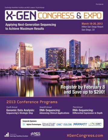 Register by February 8 and Save up to $200!