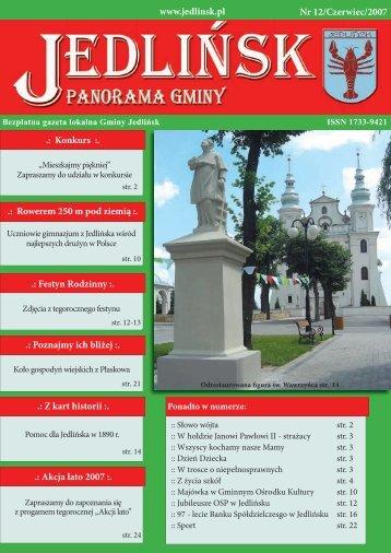 12 - Jedlińsk, Urząd Gminy