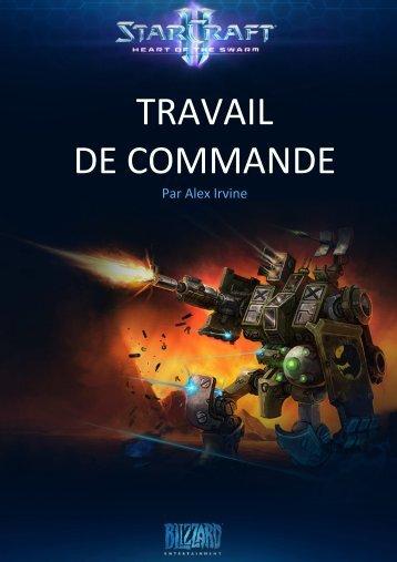 TRAVAIL DE COMMANDE