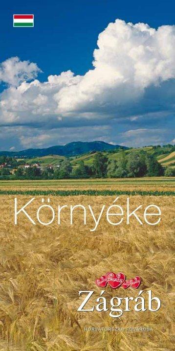 Környéke - Zagreb tourist info