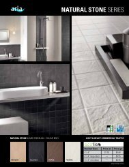 NATURAL STONE SERIES - Ames Tile & Stone