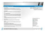 Mobile Zeiterfassung - ASE Ebner & Partner GmbH