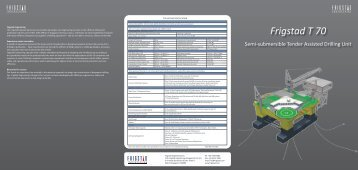T70 OUTLINE SPECIFICATION