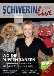 Download Webversion (72 DPI, 6,9 MB) - Schwerin Live