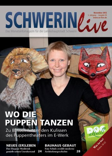 Download Webversion (72 DPI, 6,9 MB) - Schwerin Live
