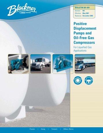 to download Oil-Free Gas Compressor brochure - Aquapump.co.za