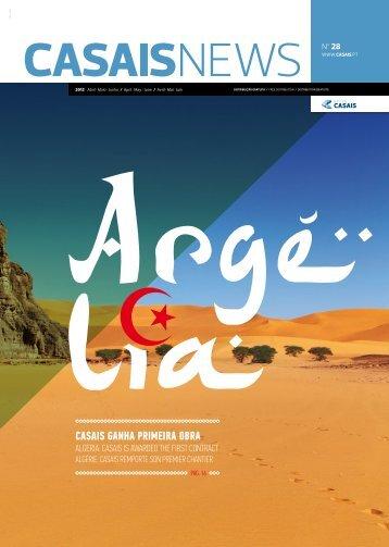 Newsletter CN28 Download PDF - Casais