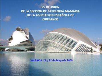 programa - AEC_____Asociación Española de Cirujanos
