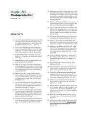 Chapter 223 Photoprotection - McGraw-Hill Medical: Fitzpatrick's ...