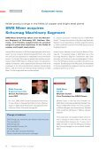 NEWSletter - SMS Siemag AG - Page 6