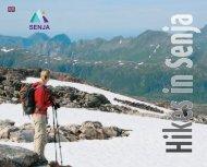 Hikes in Senja - Lenvik kommune