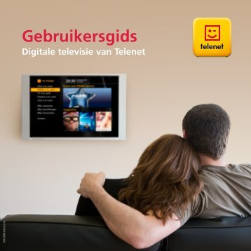 Gebruikersgids - Telenet