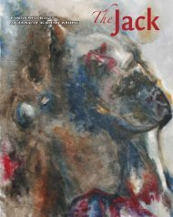 Jack The Randolph College: A JouRnal Of ACademiC WRiting