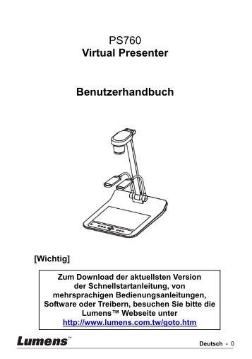 Benutzerhandbuch - Kolok