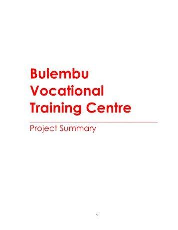 Bulembu Vocational Training Centre - sahee foundation