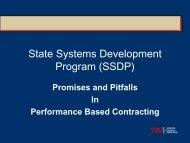 Kemp, Jack.pdf - State Systems Development Program VIII Conference