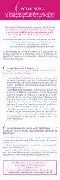 zoom rose sur la formation aux français.indd - France-Diplomatie ...