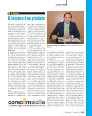 Il Corecom e il suo presidente - Corecom Sicilia